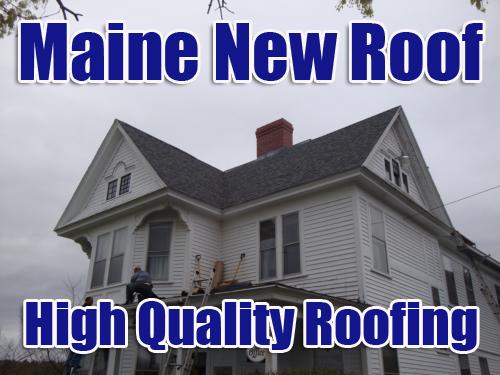 Maine Roofing Blog - David Deschaine