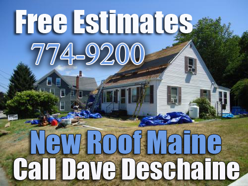 Maine Roofing Blog With Dave Deschaine Maine Roofing Blog