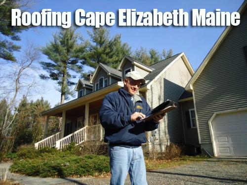 Roofing Cape Elizabeth Maine - Dave Deschaine