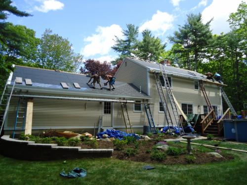 Roofing Cape Elizabeth Maine Experts