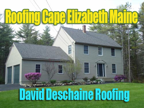 Roofing Cape Elizabeth Maine - roof photo
