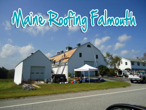 Falmouth Maine Roofing