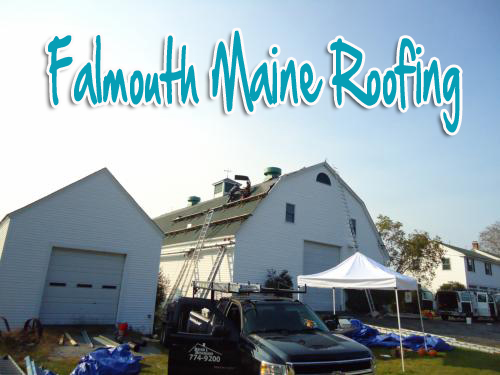 Roofing Falmouth Maine