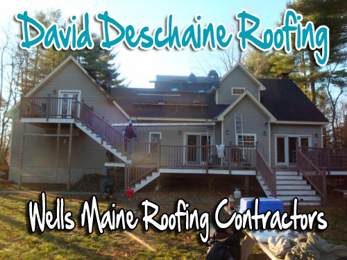 roofing wells maine