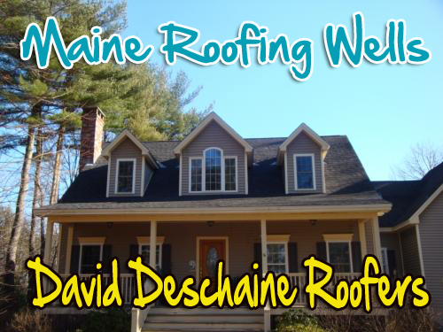 wells maine roofing