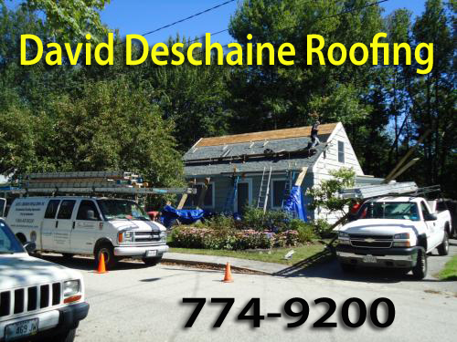 Roofing Tips- David Deschaine Roofers