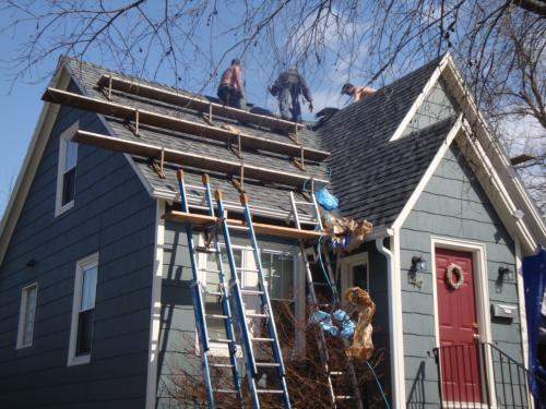 Spring Roofing In Maine