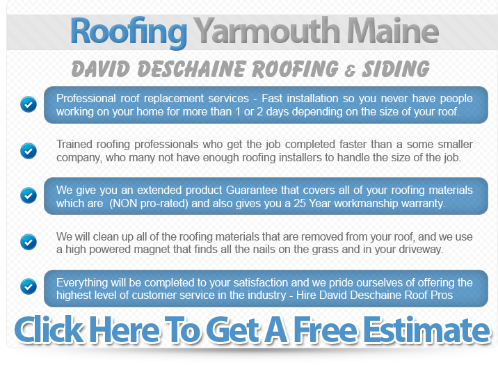 Yarmouth Maine Roofing