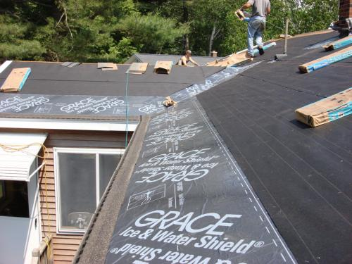 Getting a new roof, and making the decision