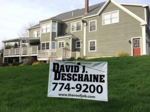 how much does a roof cost falmouth maine