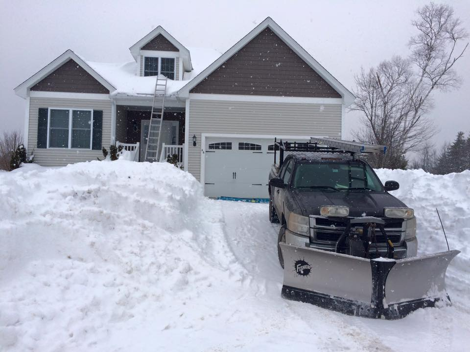 Get Your Roof Shoveled In Portland Maine