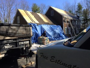 Spring-time Roofing In Maine (3)