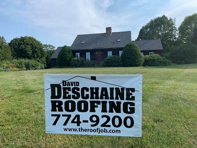 About David Deschaine Roofing