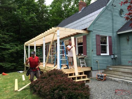 contractors in Maine