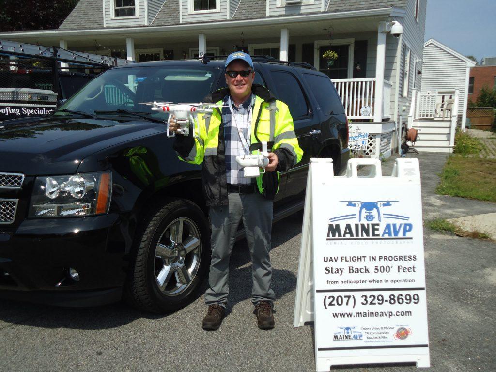 Remote Pilot Maine